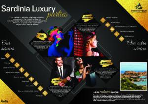 Presentazioni Powerpoint professionale e dinamica per Sardinia Luxury